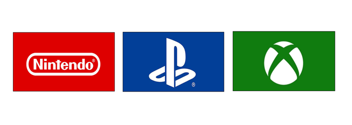 xbox,playstation,nintendo